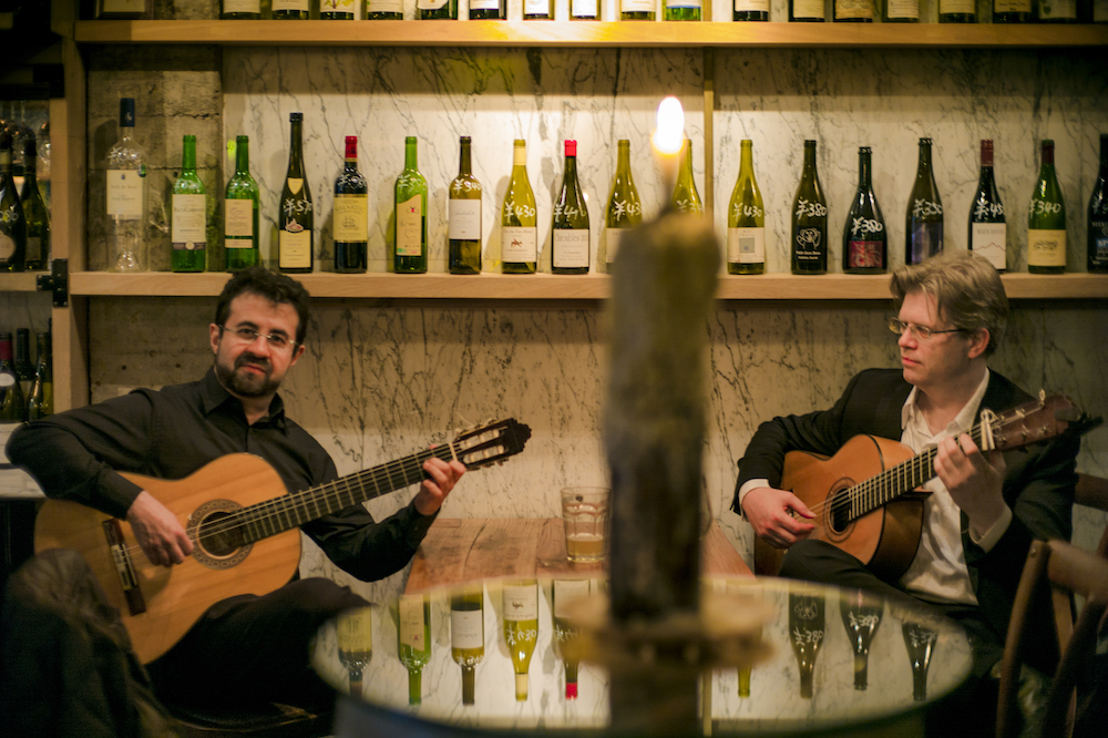Canela – Flamenco guitar group in Shanghai